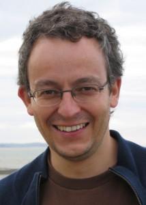 תמונה של ג'ון גארת, חוקר טולקינאי